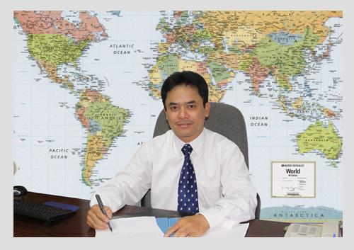 Phó hiệu trưởng: TS.Vũ Ngọc Khiêm
