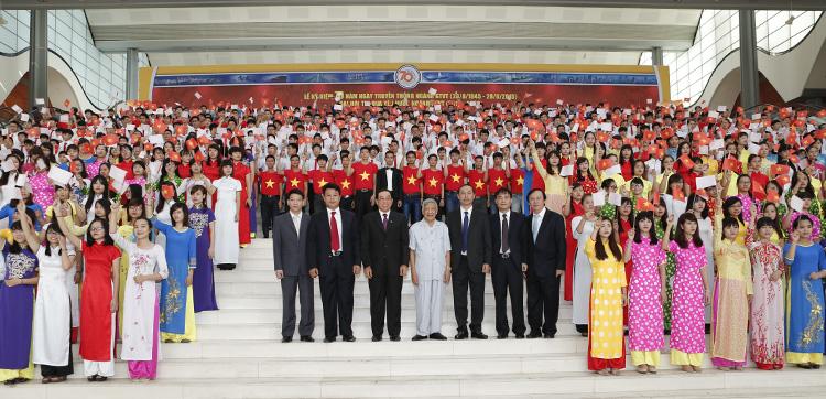 Đồng chí Lê Khả Phiêu – nguyên nguyên Tổng Bí thư Ban Chấp hành TƯ Đảng