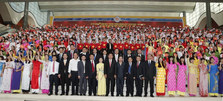 Đồng chí Đinh La Thăng - Ủy viên Trung ương Đảng, Bộ trưởng Bộ GTVT