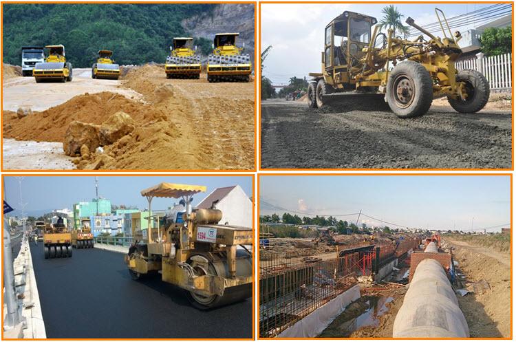 Chương trình đào tạo Chuyên ngành Công nghệ kỹ thuật Xây dựng Đường bộ