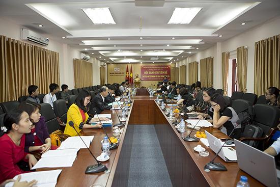 Hội thảo chuyên đề Chủ tịch Hồ Chí Minh với Giao thông vận tải