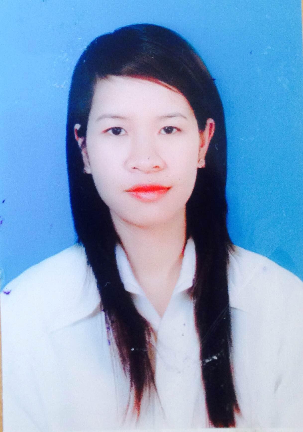 Hoàng Thị Huyền Châm