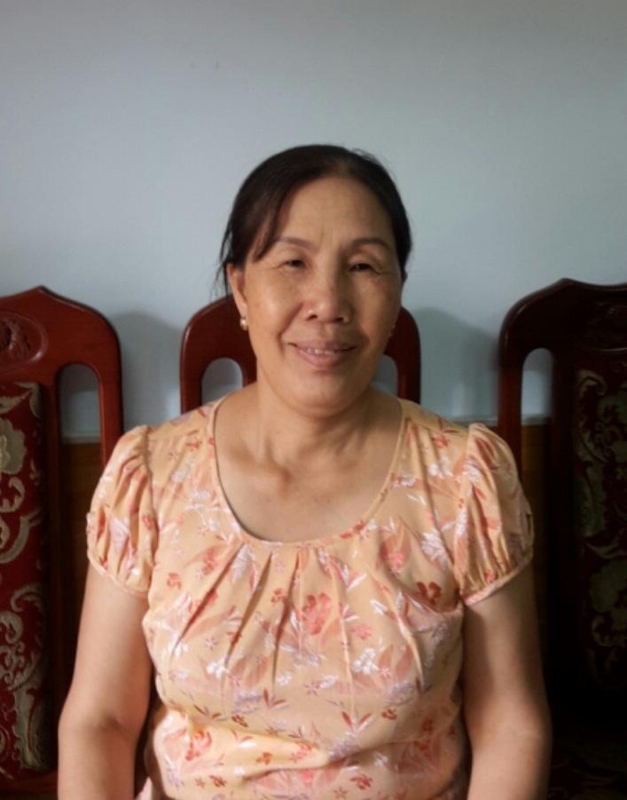 Nguyễn Thị Mơ