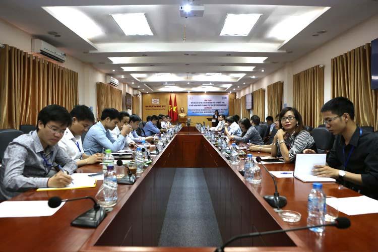 Hội thảo Kết cấu liên hợp và vật liệu mới cho phát triển bền vững